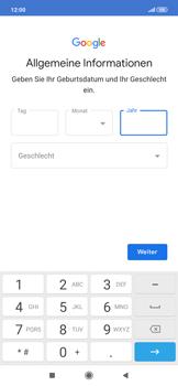 Xiaomi RedMi Note 7 - Apps - Einrichten des App Stores - Schritt 8