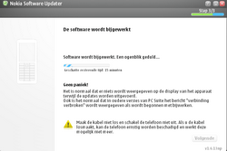 Nokia 6120 classic - Software - Update installeren via PC - Stap 18