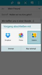 Samsung A500FU Galaxy A5 - E-Mail - E-Mail versenden - Schritt 13