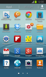Samsung Galaxy Express - MMS - Configurazione manuale - Fase 4