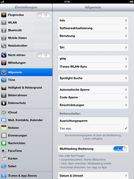 Apple iPad 4 - E-Mail - Konto einrichten - Schritt 3