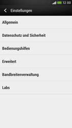 HTC Desire 601 - Internet - Manuelle Konfiguration - Schritt 22