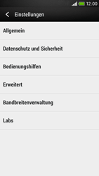HTC Desire 601 - Internet - Manuelle Konfiguration - 22 / 28