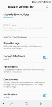 Samsung Galaxy A6 - Sécurité - activéz le code PIN de l'appareil - Étape 5