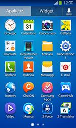 Samsung Galaxy Ace III - Internet e roaming dati - Uso di Internet - Fase 3