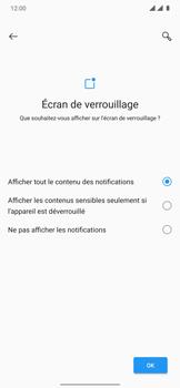 OnePlus 7T Pro - Sécuriser votre mobile - Activer le code de verrouillage - Étape 11