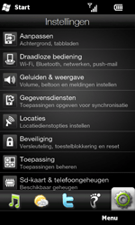 HTC T8585 HD II - netwerk en bereik - gebruik in binnen- en buitenland - stap 4