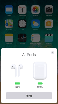 Apple iPhone 7 Plus - iOS 11 - Airpods – Konfiguration - 5 / 16