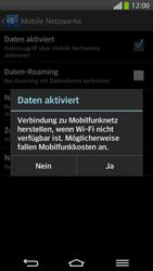 LG D955 G Flex - Internet und Datenroaming - Prüfen, ob Datenkonnektivität aktiviert ist - Schritt 7
