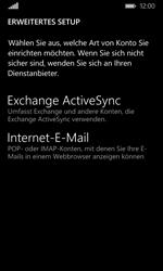 Microsoft Lumia 435 - E-Mail - Konto einrichten - 2 / 2