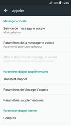 HTC 10 - Messagerie vocale - configuration manuelle - Étape 6