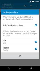 HTC One Mini 2 - Anrufe - Anrufe blockieren - Schritt 4