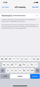Apple iPhone XS - Internet - Stel mobiele hotspot in - Stap 5