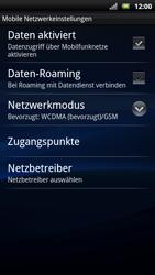 Sony Ericsson Xperia X10 - Internet - Apn-Einstellungen - 6 / 6