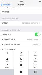 Apple iPhone 7 - E-mails - Ajouter ou modifier un compte e-mail - Étape 24