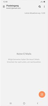 Samsung Galaxy A70 - E-Mail - Manuelle Konfiguration - Schritt 16
