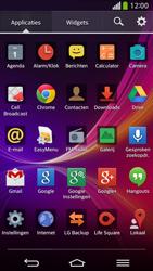 LG D955 G Flex - E-mail - e-mail instellen: IMAP (aanbevolen) - Stap 3