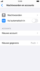 Apple iPhone SE - iOS 13 - E-mail - Handmatig instellen (gmail) - Stap 4