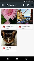 Sony xperia-xz-premium-g8141 - E-mail - Bericht met attachment versturen - Stap 15