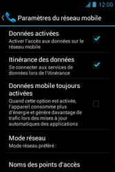 Bouygues Telecom Bs 351 - Aller plus loin - Désactiver les données à l'étranger - Étape 5