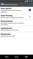 LG G2 - Netzwerk - Netzwerkeinstellungen ändern - Schritt 6