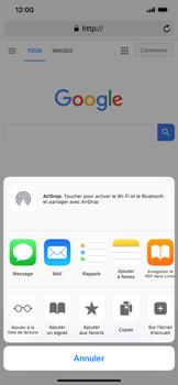 Apple iPhone XS Max - Internet - Navigation sur Internet - Étape 5