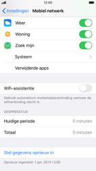 Apple iPhone 7 - iOS 13 - wifi - schakel Wi-Fi Assistentie uit - stap 6