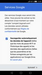 Huawei Huawei P9 Lite - E-mail - Configuration manuelle (gmail) - Étape 14