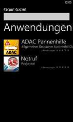 HTC Windows Phone 8S - Apps - Herunterladen - 17 / 20