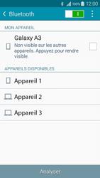 Samsung A300FU Galaxy A3 - Bluetooth - connexion Bluetooth - Étape 8