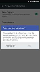 HTC 10 - Ausland - Im Ausland surfen – Datenroaming - 1 / 1