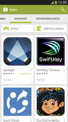 Samsung Galaxy S 4 Mini LTE - Apps - Einrichten des App Stores - Schritt 24