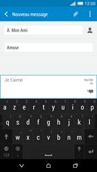 HTC One Mini 2 - MMS - Envoi d