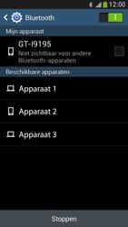 Samsung I9195 Galaxy S IV Mini LTE - bluetooth - aanzetten - stap 6