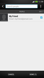 HTC One Mini - Email - Sending an email message - Step 7