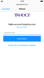 Apple iPhone 6 - iOS 11 - E-mail - e-mail instellen (yahoo) - Stap 7