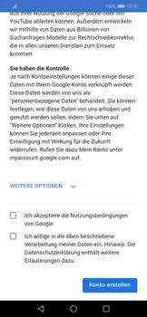 Huawei Mate 20 Lite - Apps - Konto anlegen und einrichten - 14 / 20