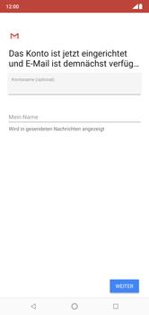 Nokia 6.1 Plus - E-Mail - Konto einrichten - Schritt 20