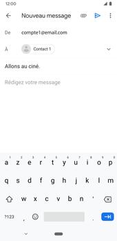Google Pixel 3a - E-mails - Envoyer un e-mail - Étape 8