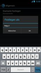 Alcatel One Touch Idol - Internet und Datenroaming - manuelle Konfiguration - Schritt 25