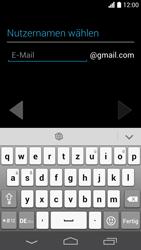 Huawei Ascend P6 - Apps - Einrichten des App Stores - Schritt 7