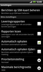 HTC A7272 Desire Z - MMS - probleem met ontvangen - Stap 5