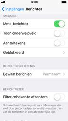 Apple iPhone SE - iOS 11 - MMS - probleem met ontvangen - Stap 11