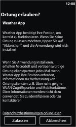Nokia Lumia 610 - Apps - Konto anlegen und einrichten - Schritt 8
