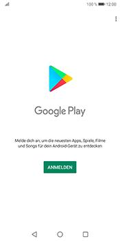 Huawei Mate 10 Pro - Android Pie - Apps - Einrichten des App Stores - Schritt 3