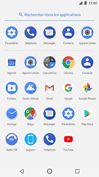 Nokia 6 (2018) - Messagerie vocale - Configuration manuelle - Étape 3