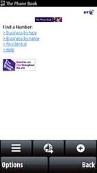 Nokia 5800 Xpress Music - Internet - Internet browsing - Step 11