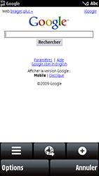 Nokia 5800 Xpress Music - Internet - navigation sur Internet - Étape 5