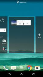 HTC One M9 - Startanleitung - Installieren von Widgets und Apps auf der Startseite - Schritt 8