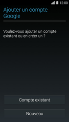 Huawei Ascend Y550 - E-mail - Configuration manuelle (gmail) - Étape 9
